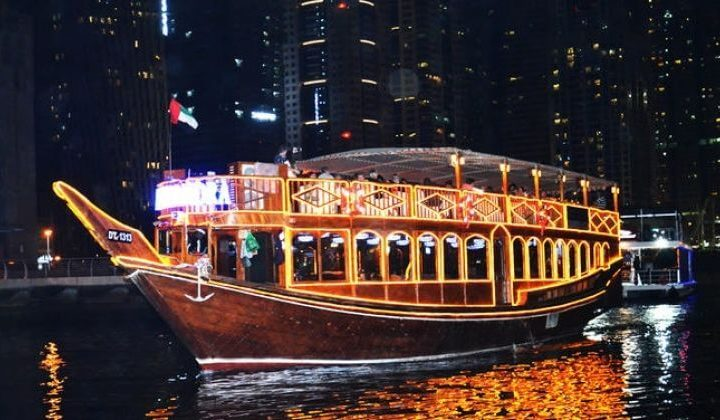 DHOW CRUISE DUBAI SPECIAL PROMO OFFER INFORMATION UAE