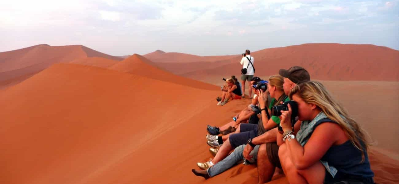 Desert Sossusvlei Sand Dunes crop1300x750