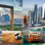 Dubai City Tour Desert Safari Dhow Cruise Dinner abu 1