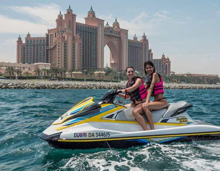 Dubai Jet Ski Tour – Jet Ski Rental