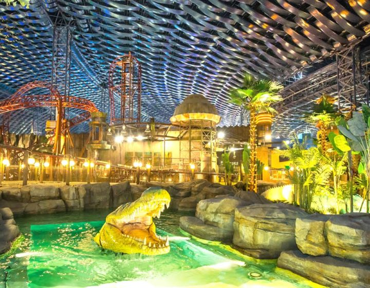 IMG Worlds of Adventure Offer dubai