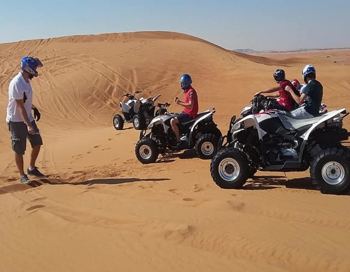 Quad Biking Duba Adventure