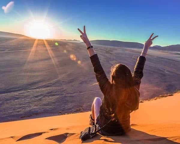 Sunrise Desert Safari Dubai 1 1
