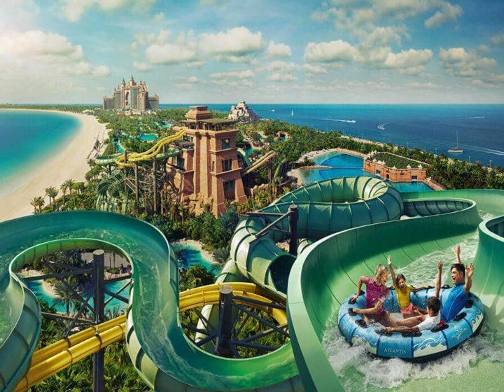 Water Parks Dubai Fun