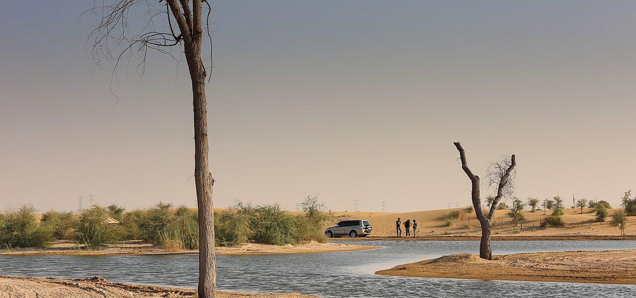 Al Qudra Desert Dubai
