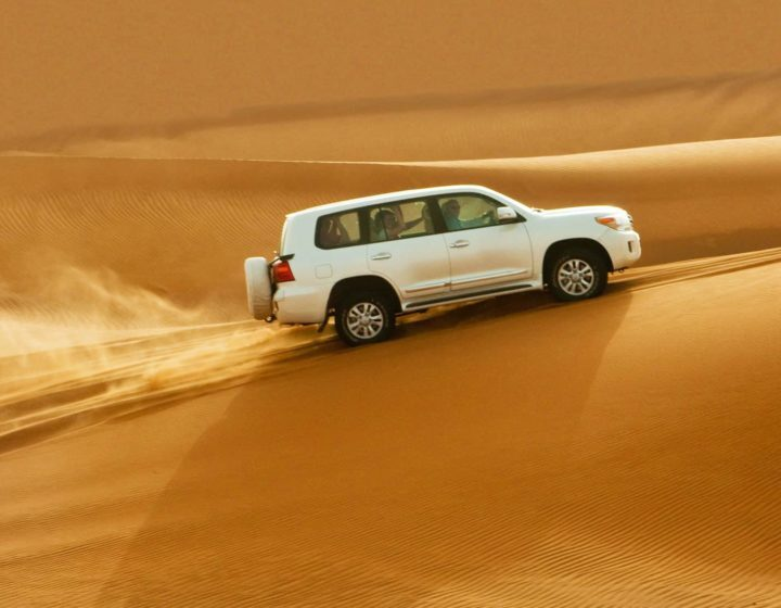 Dubai Desert Safari Tours