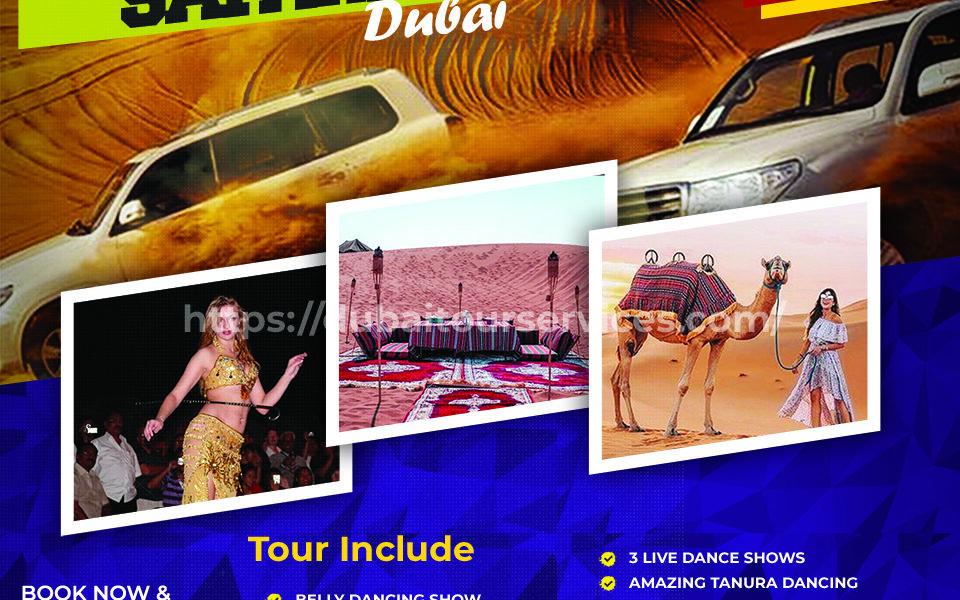 desert safari dubai-Adventure-Tour
